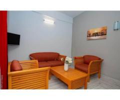 A louer  Une chambre Salon meublé Quartier Kouhounou