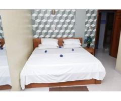 +3 chambre avec un lit très confortable.