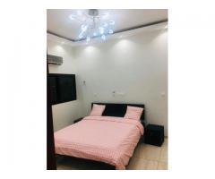 un appartement meublé de 3 pièces 2 Chambres Salon
