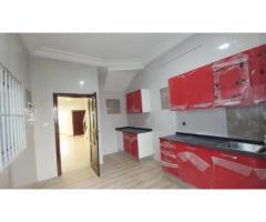 en location deux villas jumelées, nouvelle construction située à Fidjrossè Plage Cotonou