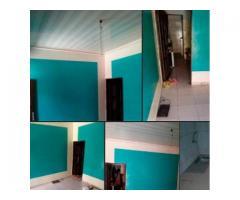 Disponible dans la zone d'Agla Mosquée* Une chambre salon sanitaires bien vastes.