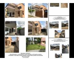Une série d'immeubles bâtis et non bâti à vendre d'urgence: Lieu : Fifadji, terrain