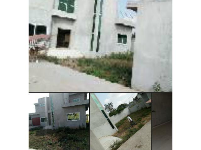 Un immeuble à vendre dans la commune d' abomey calavi zopah.