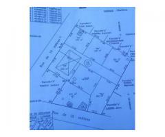 Plusieurs Parcelles de 340 m² avec TF à vendre à Calavi au carrefour Tankpè à 150 m des pavés